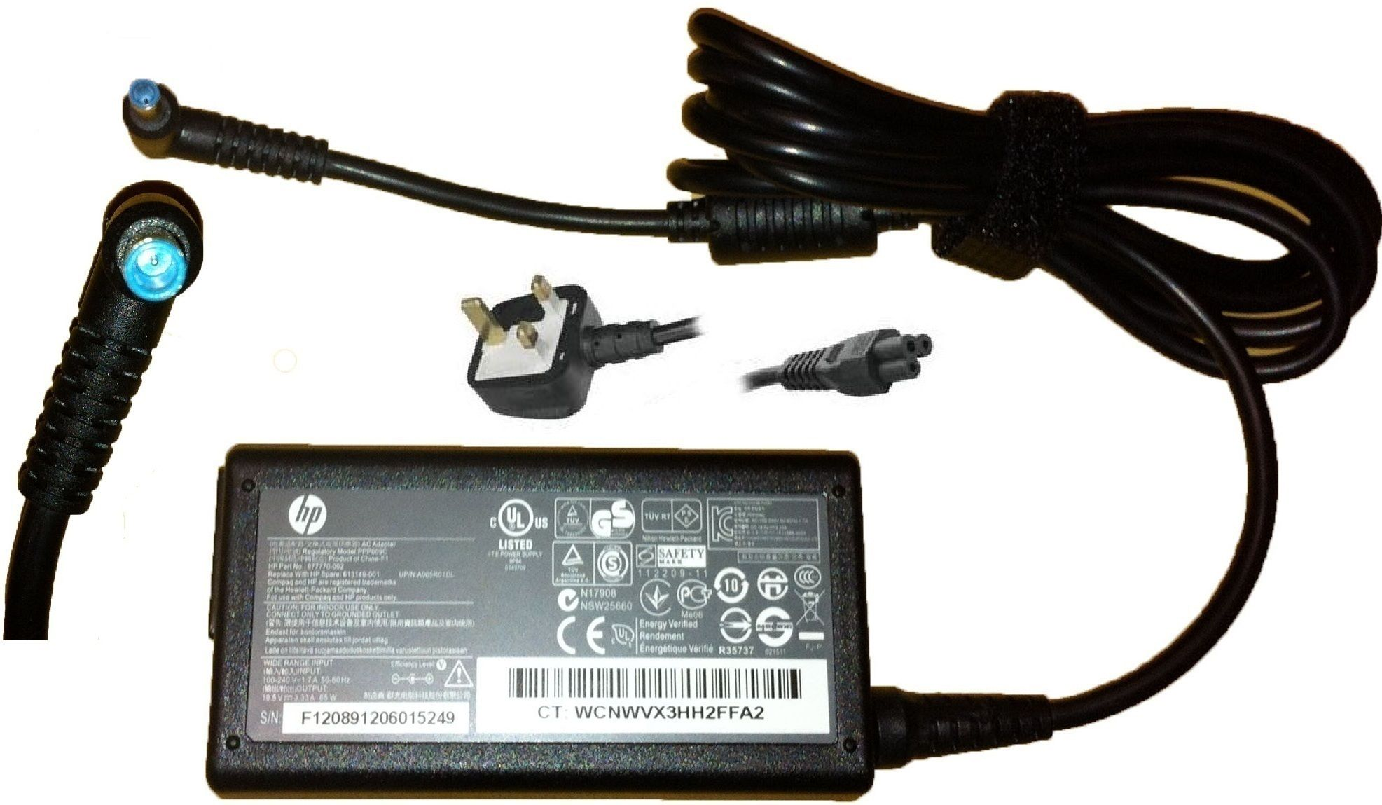 Hp 350 G1 laptop charger / Hp 350 G1 ac adapter / Hp 350 ...