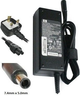 Hp 600 Charger 90W 19V 4.74A Smart Pin