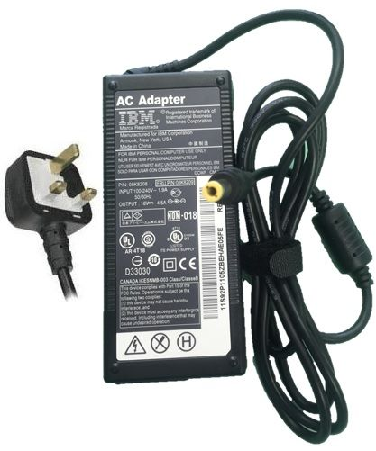 Ibm Thinkpad T41 Laptop Charger
