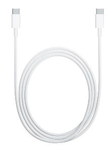 Apple USB-C charging cable white type C for use with 87w