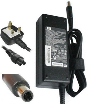 hp laptop charger model number